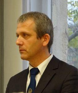 Péter Bencsik's habilitation